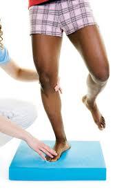 Ból kolana - zabieg indywidualnej fizjoterapii