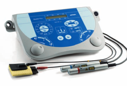 Urządzenie do laseroterapii