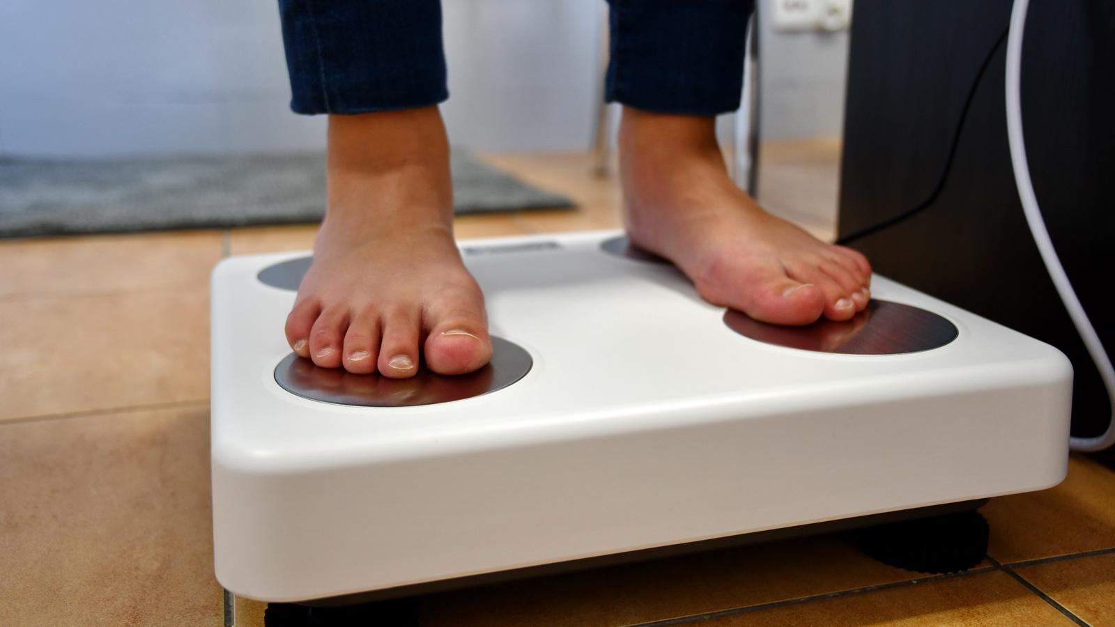 ważenie i analiza składu ciała